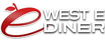 West E Diner Logo
